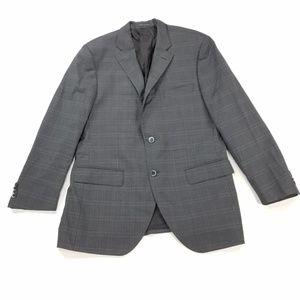 Luigi Bianchi Mantova Pure Wool Sports Coat Blazer
